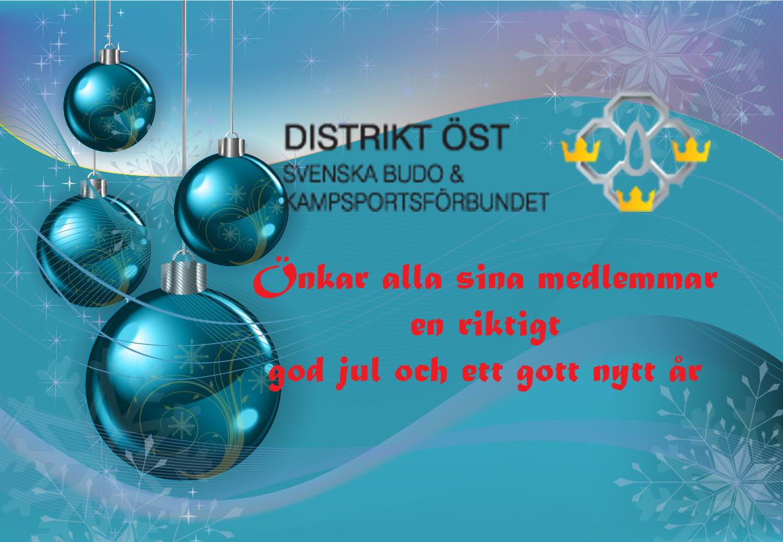 ny år hälsningar God jul och gott nytt år! | Budo  och kamsportsförbundet ny år hälsningar